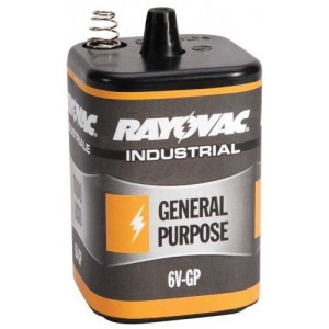 Rayovac Large 6V Battery
